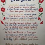 Amazing Garden Of Love Poem Pics889