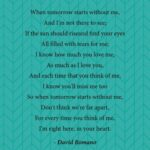 Amazing Gardening Poetry Suitable For Funerals Picture537