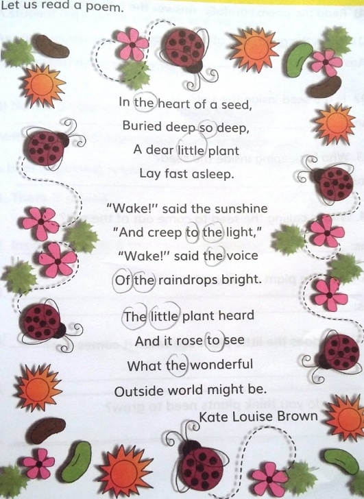 Amazing Poem On Flowers For Class 3 Image046