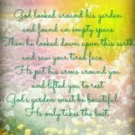 Amazing Poems About Gardens And God Photo281