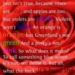 Amazing Roses Are Red Violets Are Blue And So Are You Image154