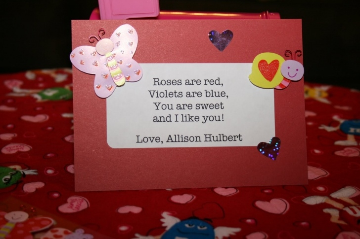 Amazing Roses Are Red Violets Are Blue For Her Photo661