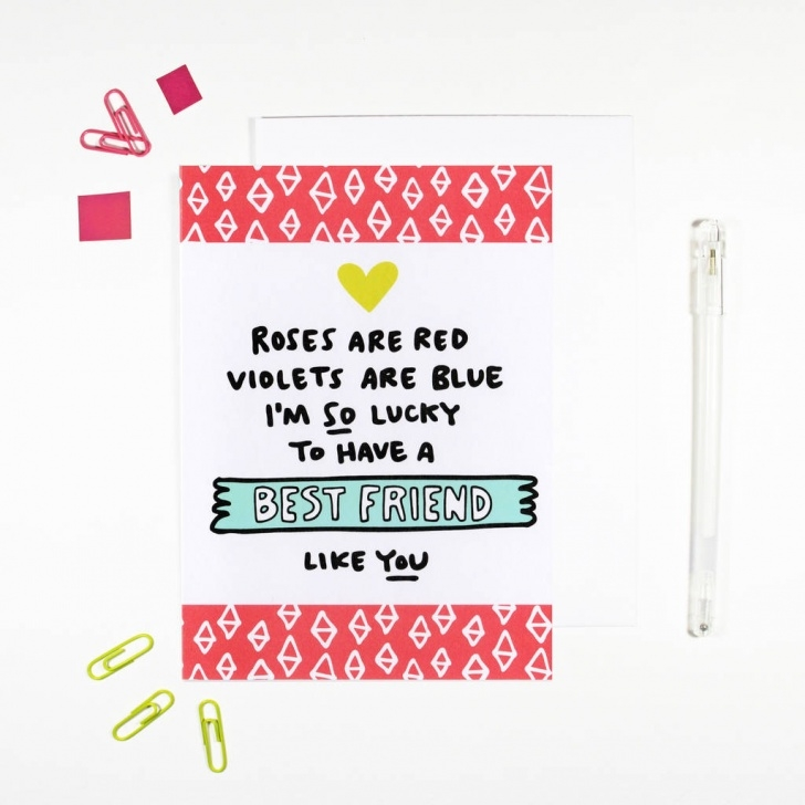 Amazing Roses Are Red Violets Are Blue Friendship Poems Pic704