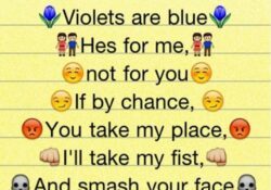 Amazing Roses Are Red Violets Are Blue Sad Poems Pics771