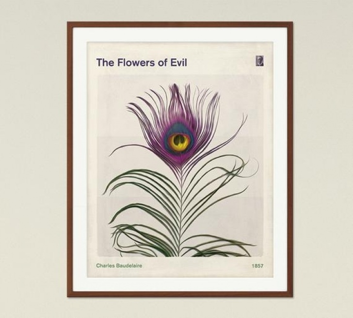 Amazing The Flowers Of Evil Poems Image098