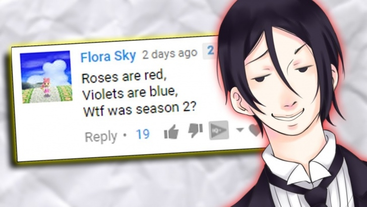 Amazing The Rose Is Red The Violets Blue Image832