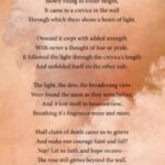 Amazing The Rose Poem For Funerals Photo106
