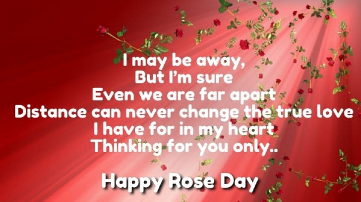 Awesome A Rose Poem For Her Image403