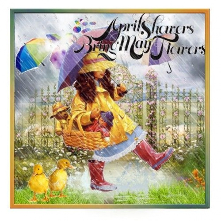 Awesome April Showers Poem Pic781