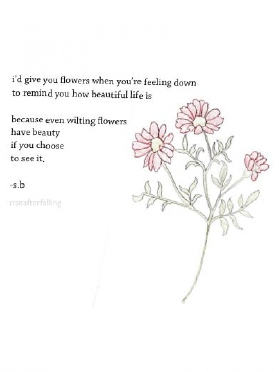 Awesome Flower Power Poem Pic891