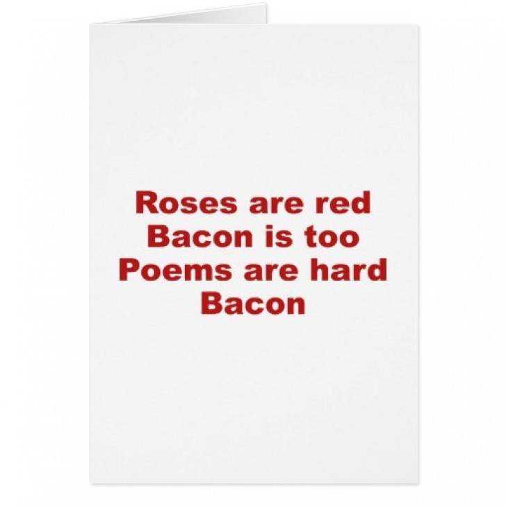 Awesome Funny Birthday Roses Are Red Poems Picture334