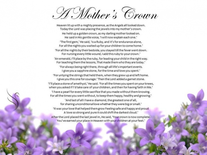 Awesome Garden Poems For Funerals Pics938