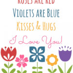 Awesome Kid Friendly Roses Are Red Poems Image147
