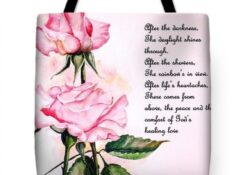 Awesome Pink Rose Poem Picture494