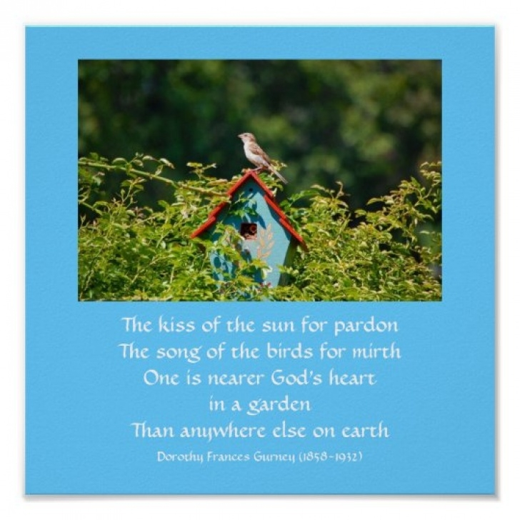 Awesome Poem Gods Garden Pics791