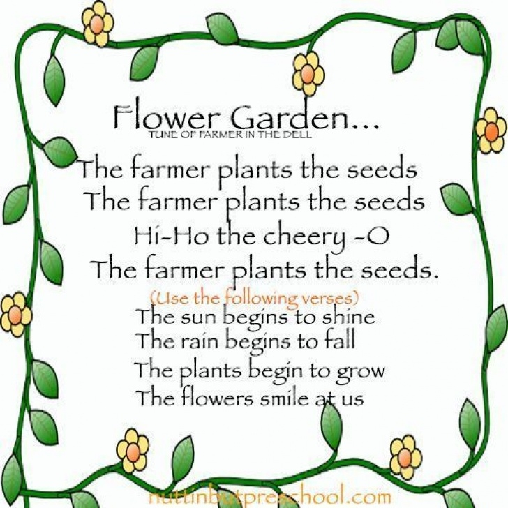 Awesome Poems About Flowers Growing Photo581