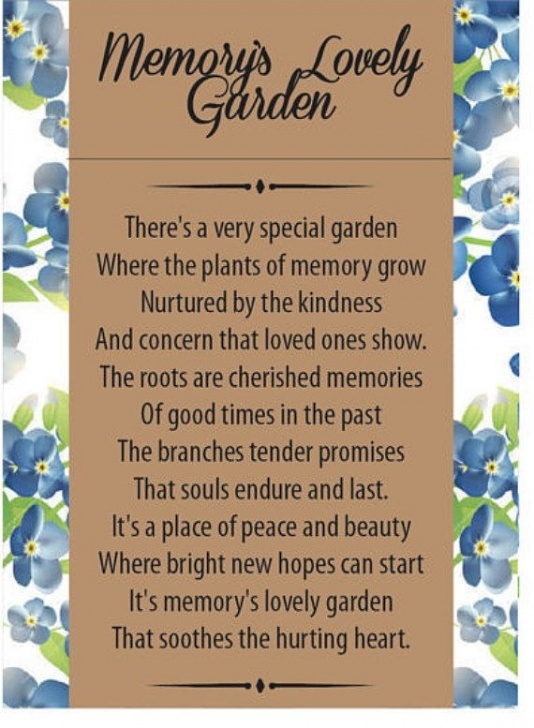 Awesome Poems About Gardens And Life Pic751