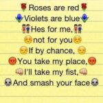Awesome Rhyme Roses Are Red Violets Are Blue Picture749