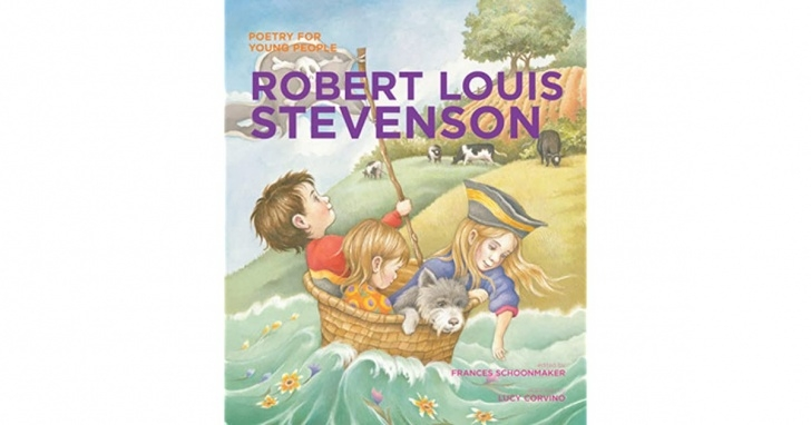 Awesome Robert Louis Stevenson Poems For Kids Image405