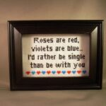 Awesome Roses Are Red Violets Are Violet Picture395