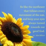Awesome Sunflower Love Poem Pic511