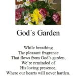 Best Flower In God'S Garden Poem Image648