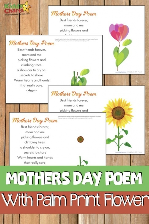 Best Flower Poem For Mom Picture720