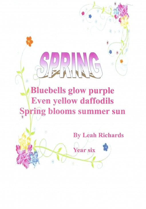 Best Haiku Poems About Spring Flowers Photo068
