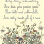 Best Mary Mary Quite Contrary Full Poem Pic382