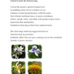 Best Poem About Weeds And Flowers Photo966