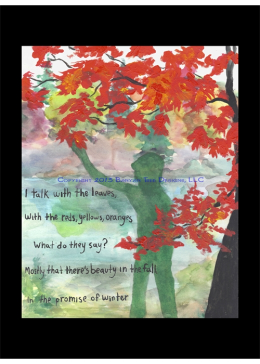 Best Poems About Leaves And Trees Picture452