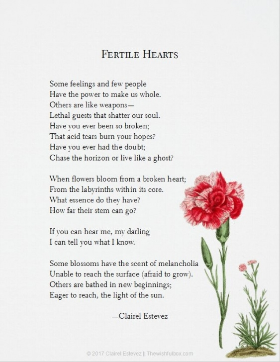 Best Poetry About Flowers In English Photo818