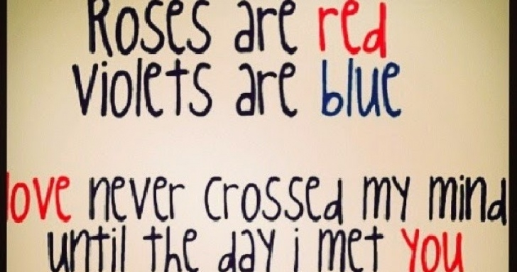 Best Roses Are Red Violets Are Blue And I Love You Picture582