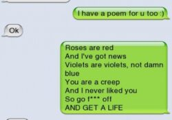 Best Short Roses Are Red Poems Picture792