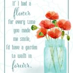 Best The Flower That Smiles Today Poem Pics693