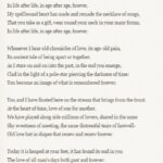 Best The Gardener Poem By Rabindranath Tagore Picture511