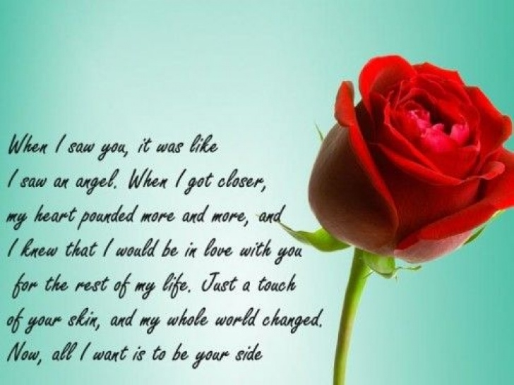 Best You Are My Rose Poem Pics323