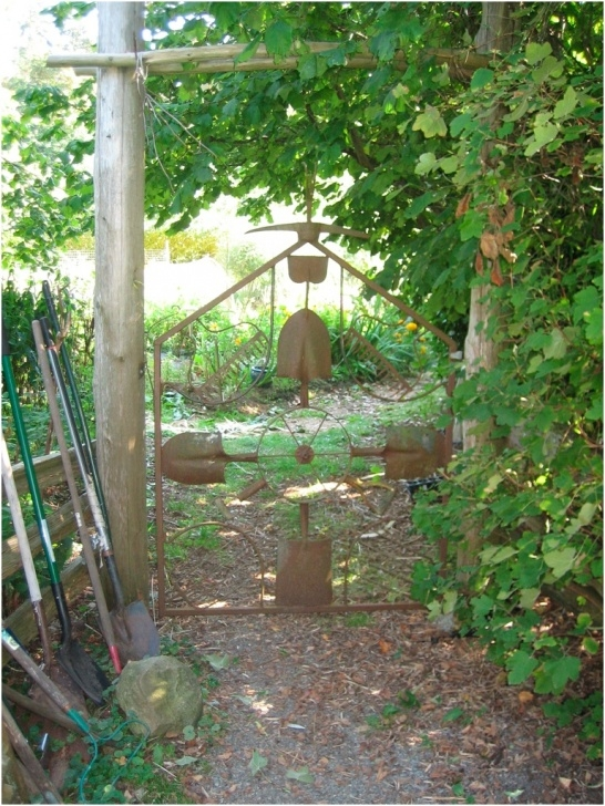 Creative Beyond The Garden Gate Poem Pic309