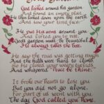 Creative Friends Are Flowers In The Garden Of Life Poem Picture282