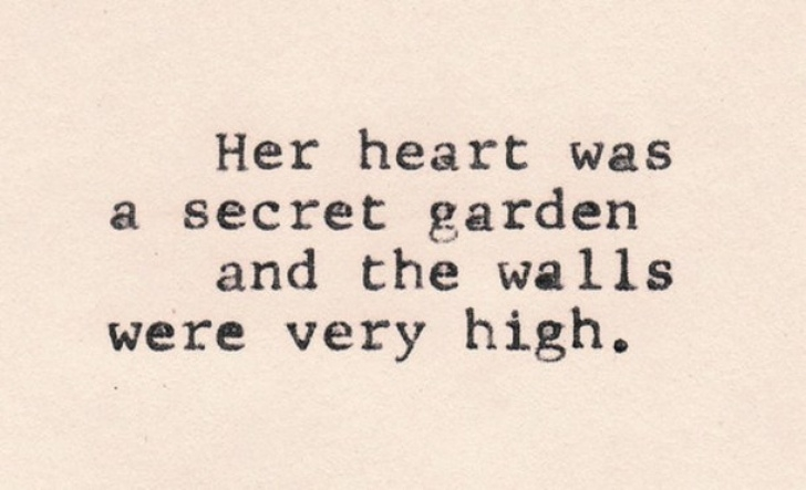 Creative In The Garden Of Your Heart Poem Image511