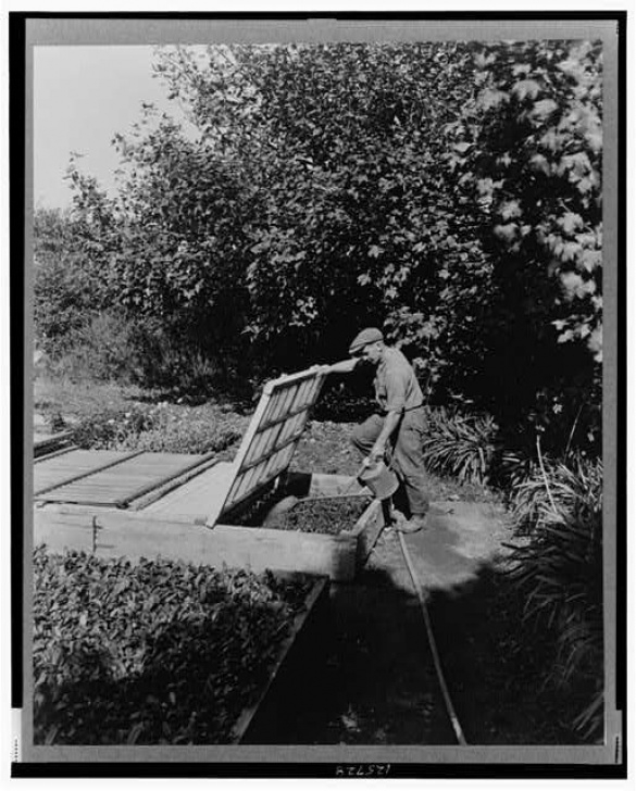 Creative Kipling The Glory Of The Garden Pic498