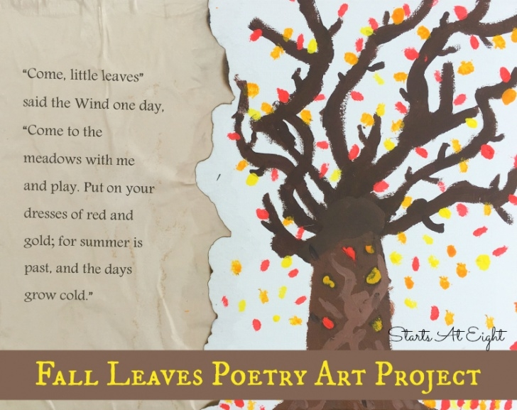 Creative Poems About Leaves And Trees Picture480
