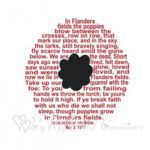 Creative Poppies Full Poem Picture198