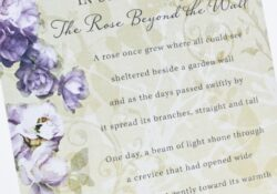 Creative Rose Poem For A Funeral Pics737
