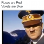 Creative Roses Are Red Violets Are Blue Funny Pic726