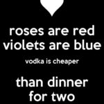 Creative Roses Are Red Violets Are Blue Mean Poems Image972
