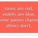 Creative Roses Are Red Violets Are Blue Poems Romantic Picture159