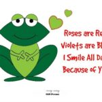 Creative Roses Are Red Violets Are Blue Valentines Day Poems Picture027