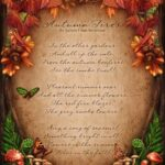 Creative The Falling Flower Poem Photo271