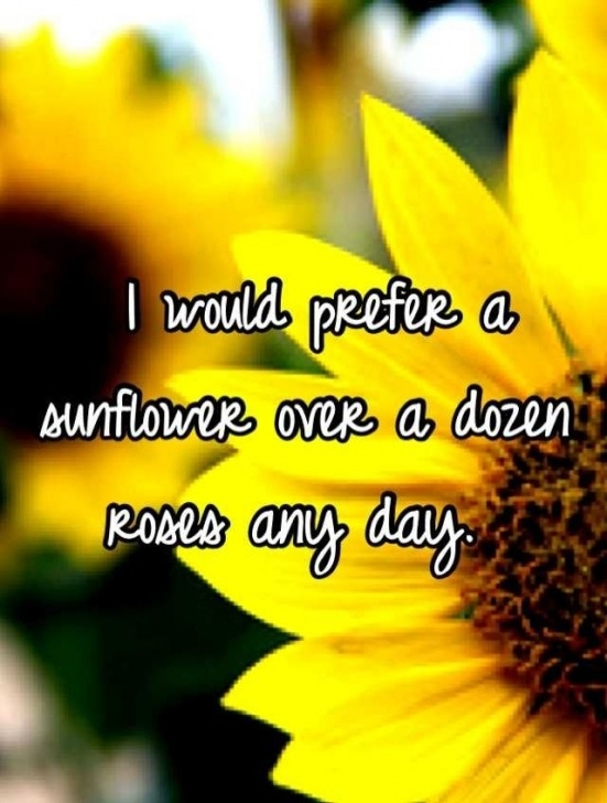 Creative The Sun And Her Flowers Sunflower Poem Pic186